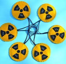 radioactive decorations