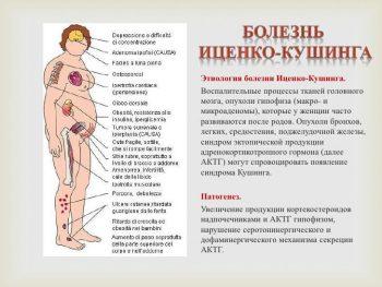 Гормонально-активные опухоли надпочечников: кортикостерома, андростерома и кортикоэстрома