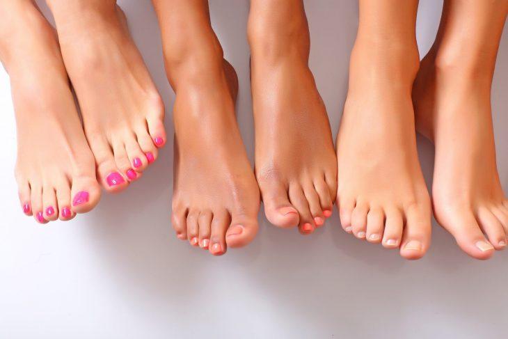 Как лечить мицелию ногтей ног