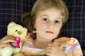 Инфекционный мононуклеоз у детей: симптомы и лечение