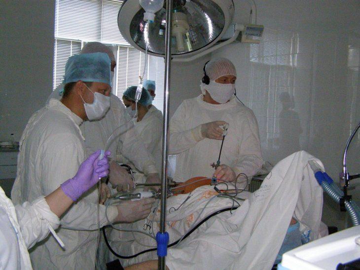 эндоскопические операции паховая грыжа