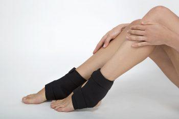 Растяжение связок голеностопного сустава: симптомы и лечение