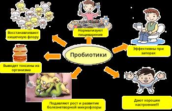 линекс и его аналоги