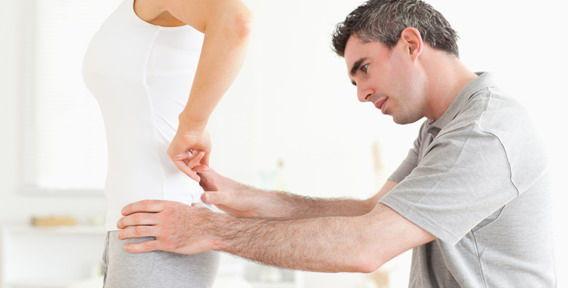 Болит спина после побоев