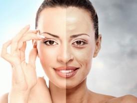 нарушения пигментации кожи