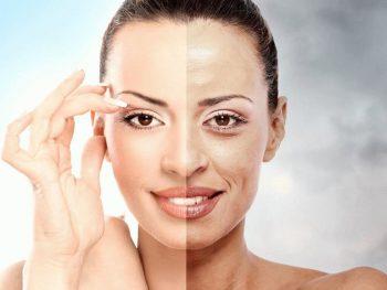 заболевания у женщин при которой кожа становится зеленой
