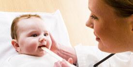 Герпетическая ангина у детей
