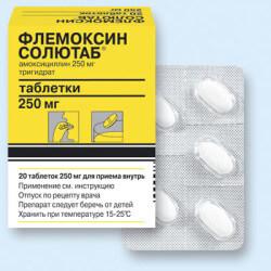 ампициллин и амоксициллин что лучше при ангине