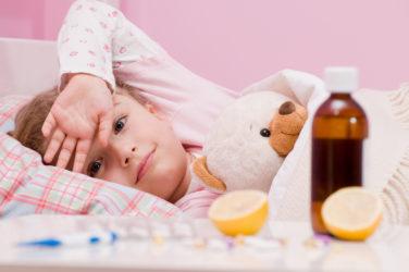 Антибиотики при ангине у детей: обзор препаратов, рекомендации
