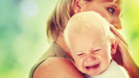 Самые распространенные детские болезни у детей до 1 года