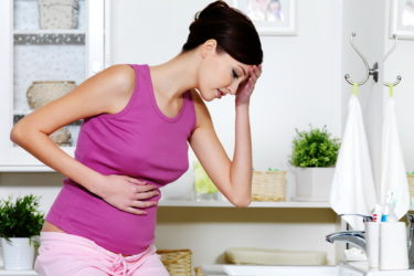 боль в животе при беременности