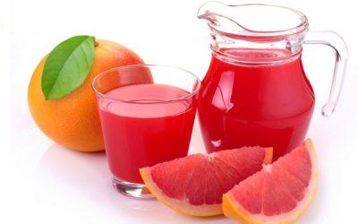 грейпфрут и сок из него