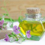 Эфирные масла для ухода за жирными волосами