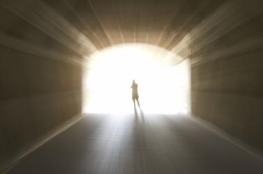 свет в конце тоннеля