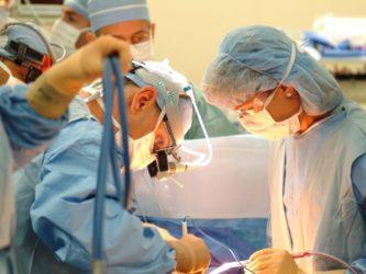 хирургическое вмешательство при гиперпаратиреозе