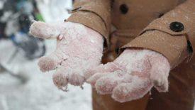 Первые признаки обморожения первая помощь