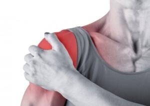 боль при переломе шейки плеча