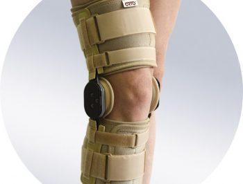 Разрыв связок коленного сустава бандаж