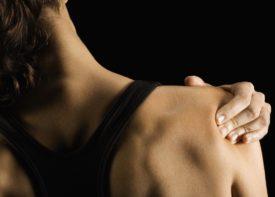 Перелом лопатки симптомы и лечение