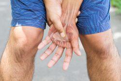 Разрыв и растяжение мышц: причины, виды, симптомы, лечение