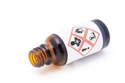 Причины, симптомы, первая помощь при химических ожогах