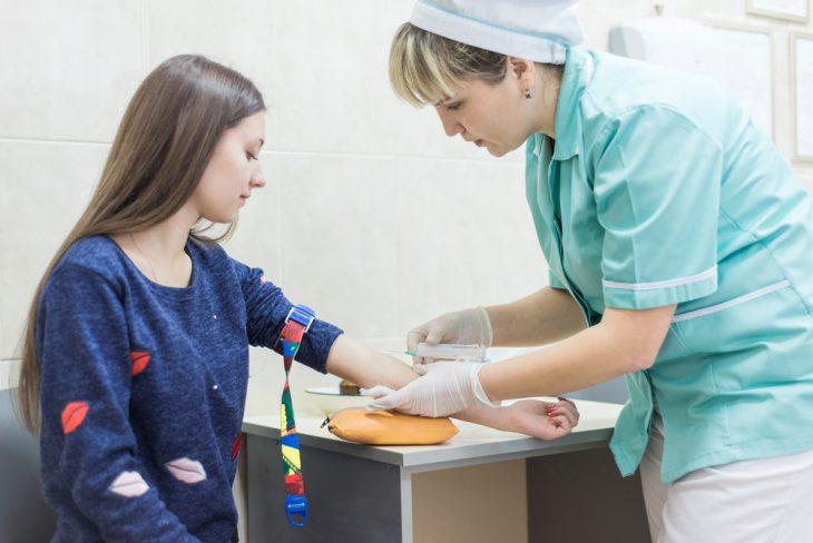 Расшифровка биохимического анализа крови у взрослых таблица