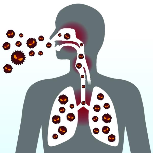 Как сделать отек в носу