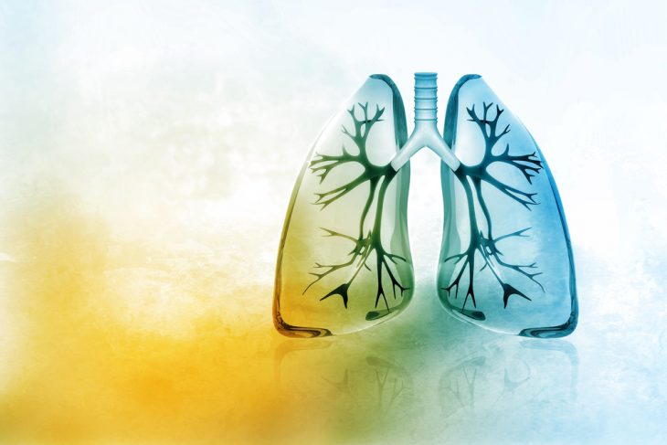 Биопсия легких под общим наркозом
