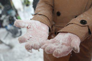 Степени обморожения, принципы лечения каждой из них