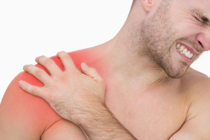 Перелом плеча и плечевой кости