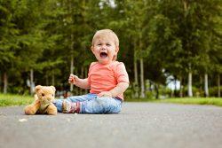 Почему дети становятся истеричными?