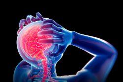 Сдавление головного мозга: чем проявляется, как лечить