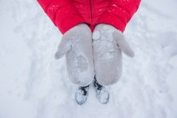 Что делать при отморожении конечности