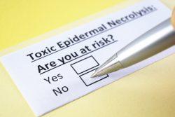 Токсический эпидермальный некролиз: симптомы, лечение