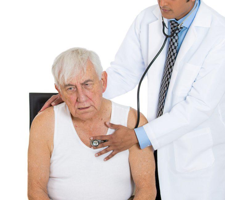 Давление при хронической сердечной недостаточности