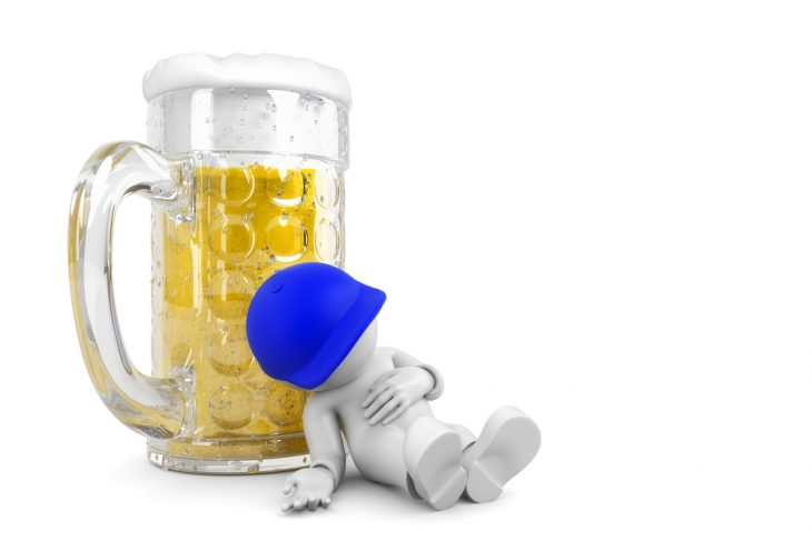 Сердечная недостаточность на фоне алкоголя -
