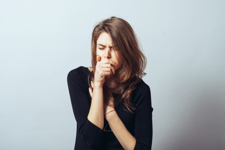 Потеря сознания при кашле у мужчин
