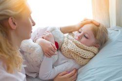 Как лечить ангину у детей?