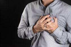 Сердечная астма — симптомы и первая помощь