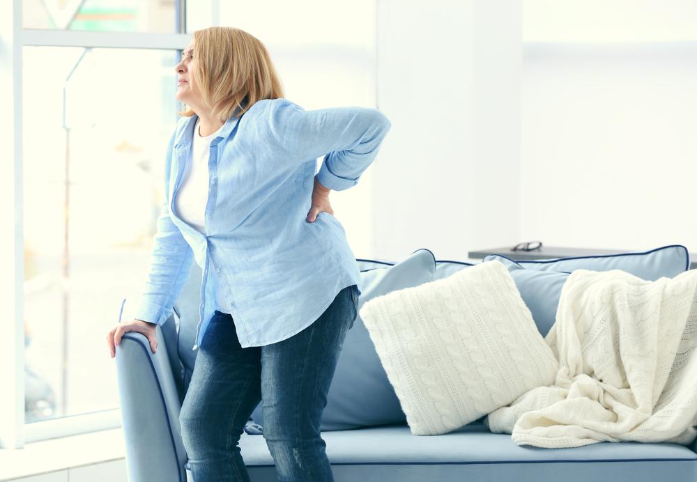 Причины острой боли в спине