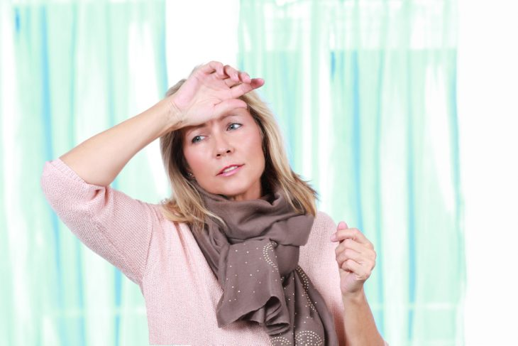 Первые симптомы климакса у женщин
