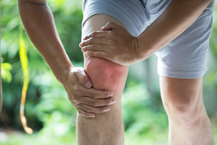 Физические нагрузки при остеоартрозе коленного сустава температура в сгибе локтевом суставе