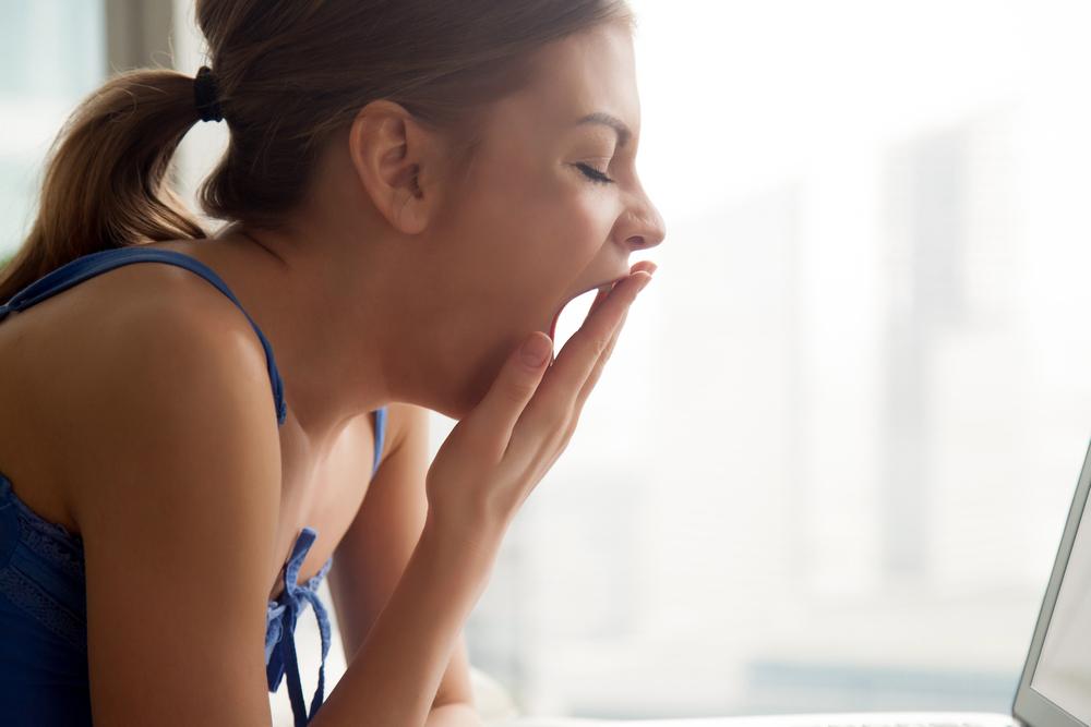 Признаки переутомления и недосыпания