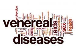 Самые распространенные венерические заболевания