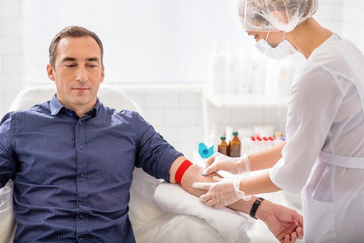 Анализ крови на тестостерон у мужчин