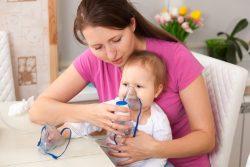 Как провести ингаляцию ребенку