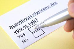Черный акантоз: причины, симптомы и лечение