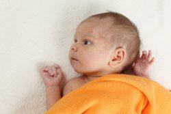 Потница у детей: симптомы и лечение