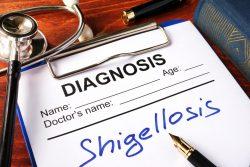 Шигеллез (бактериальная дизентерия): симптомы, диагностика, лечение