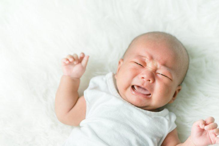 Вздрагивает ребенок при температуре